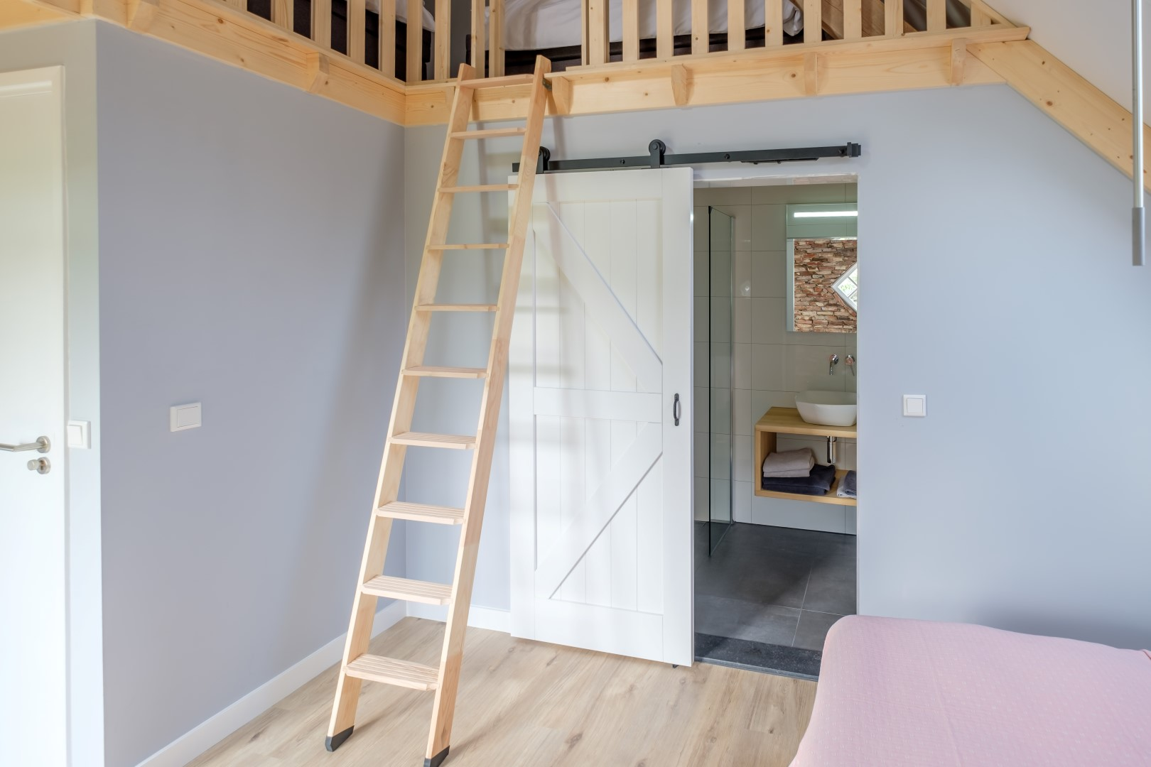 Kamer 2 bed breakfast erve ten dam ambt delden - Kamer heeft een mager ...